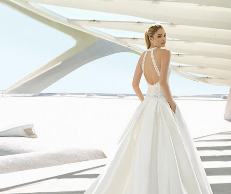 Vestiti da sposa 2019