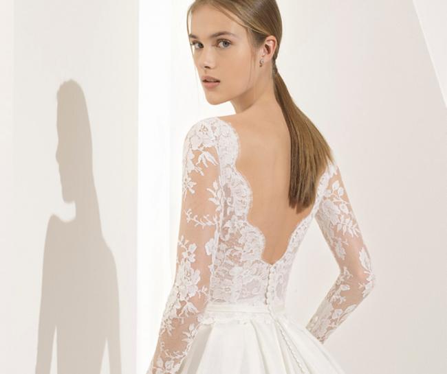 Tutti gli abiti da sposa ampi 2020